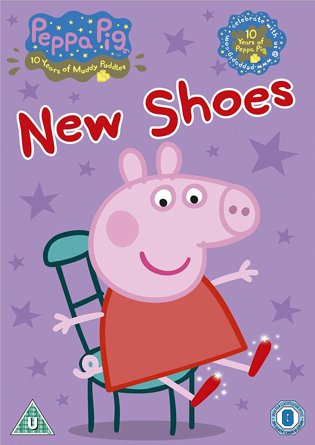 Peppa Pig New Shoes And Other Stories Volume 3 Dvd Ebay