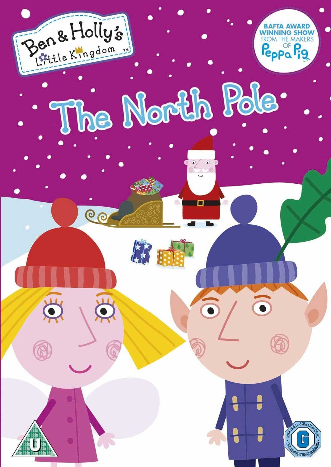 ben and hollys little k vol 5 the north pole packaging may vary dvd - Ben And Holly Christmas