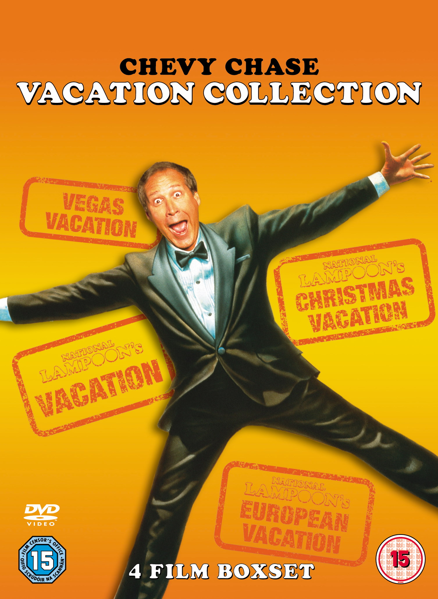 National Lampoon's Vacation Collection [2005] (DVD