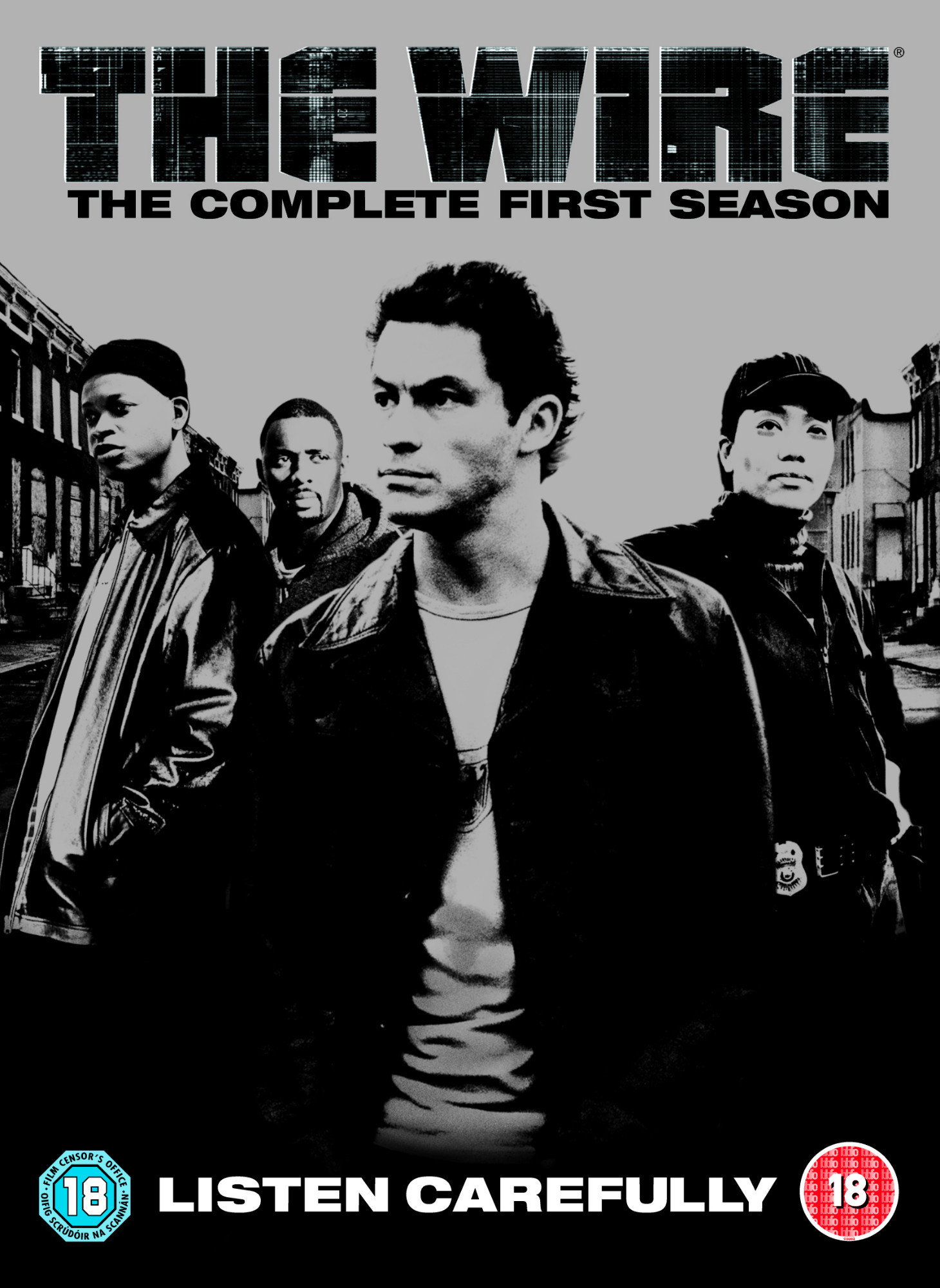 The Wire : Complete HBO Season 1 [2002] [2005] (DVD) | eBay